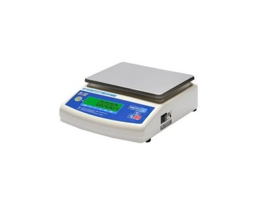 Весы лабораторные M-ER 122ACF- 1500.05 LCD