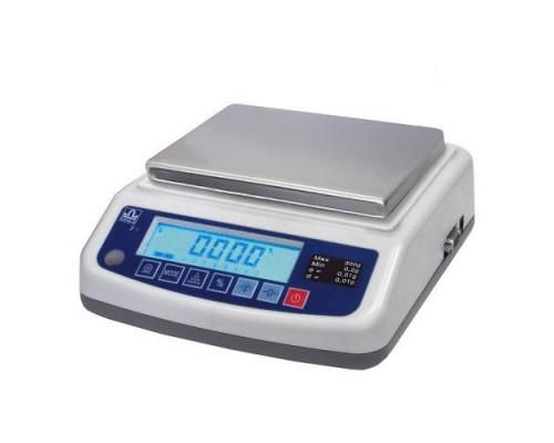 Весы лабораторные МАССА ВК-1500.1