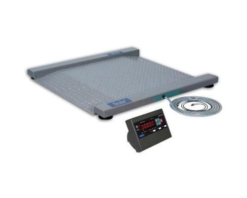 Весы низкопрофильные Скейл 1 СКТ, СКИ-А12Е
