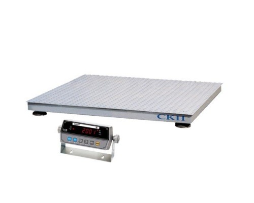 Весы платформенные Скейл 0.5 СКП 1010 CI-2001A