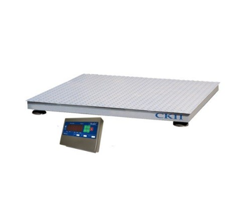 Весы платформенные Скейл 0,5 СКП 1010 СКИ-А12Е