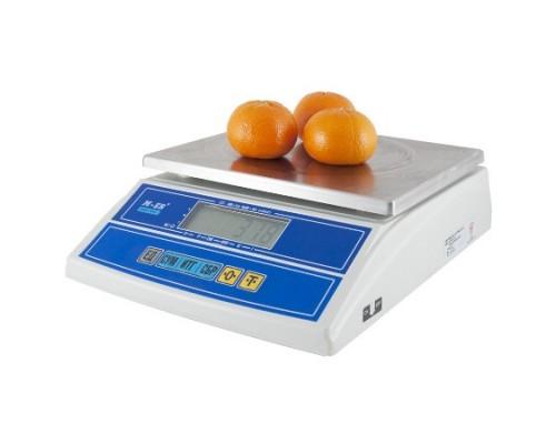 Весы порционные M-ER 326AFL-32.5 с АКБ