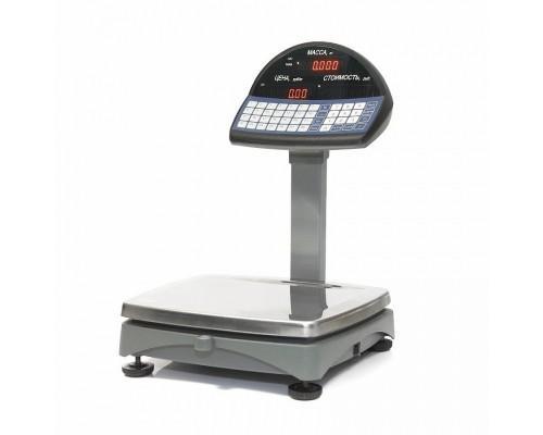 Весы торговые Штрих М5 Т15 - 2.5 И2 (POS2)
